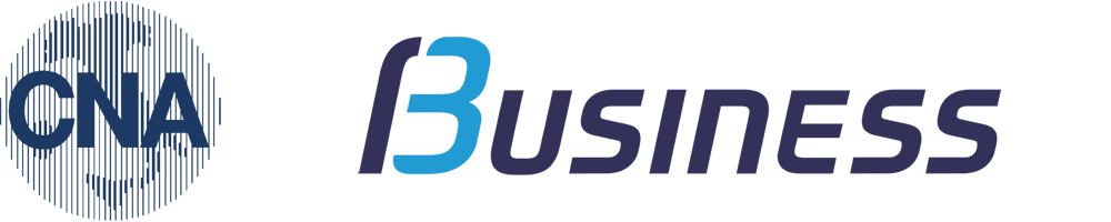 Business Cube Logo